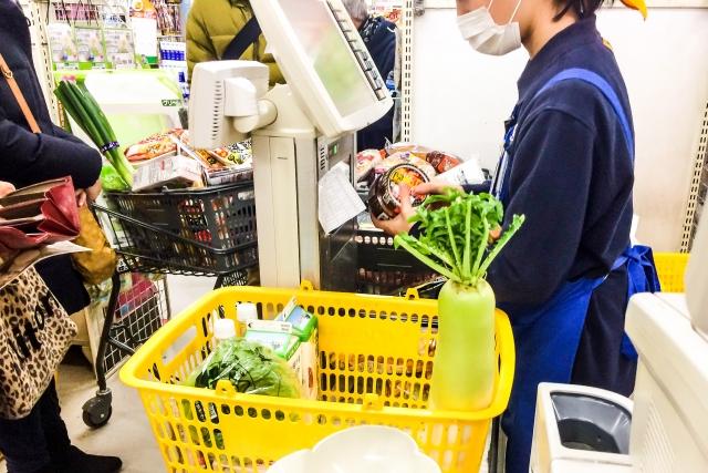 子連れでスーパーの買い物は疲れるからやめた!食材宅配がラクラク