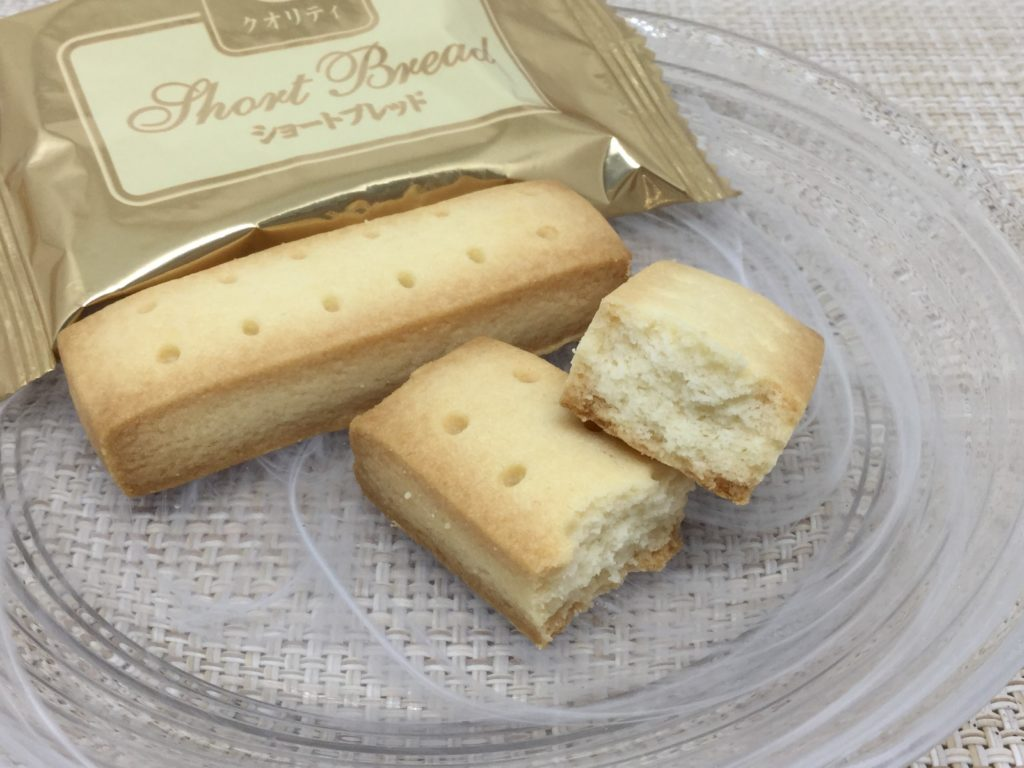 コープ風味豊かな発酵バターのショートブレッドのレビューと口コミ