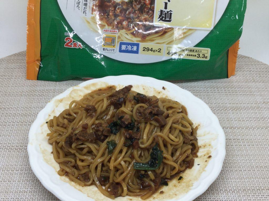 コープのコクと旨みのジャージャー麺2食入りのレビューと口コミ!