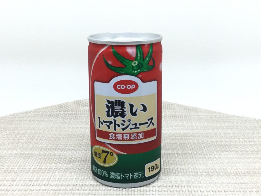 濃いトマトジュース食塩無添加