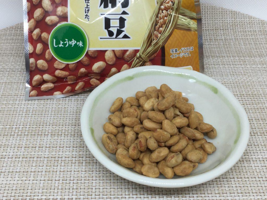 コープのドライ納豆レビューと口コミ、国産大豆使用のしょうゆ味!